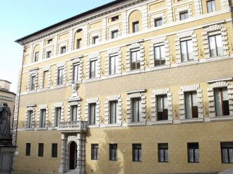 Tantucci Palace, Siena