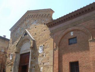 San Pietro alla Magione Church, Siena