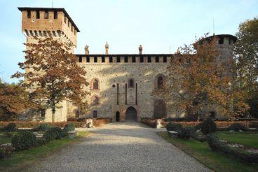 Замок Граццано-Висконти, Вигольцоне