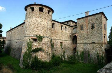 Замок Агаццано, Агаццано