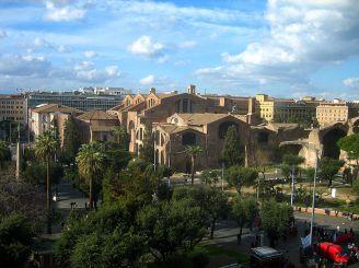 Термы Диоклетиана, Рим