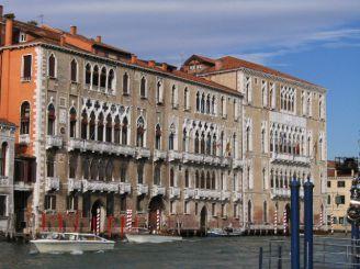 Палаццо Джустиниан, Венеция