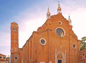 Basilica of Santa Maria Gloriosa dei Frari, Venice