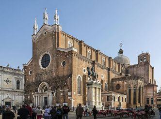 Базилика Санти-Джованни-э-Паоло, Венеция
