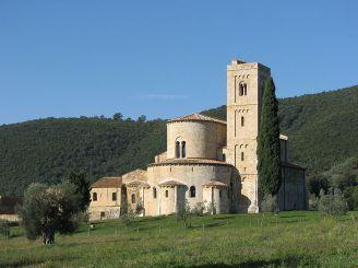 Культурный ландшафт Валь-д'Орча, Тоскана