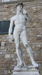 Statue of David (Replica), Florence