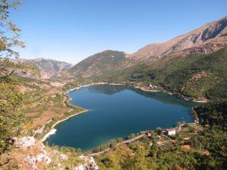 Озеро Сканно, Абруццо