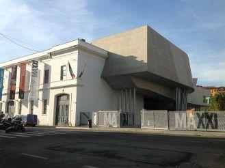 MAXXI – Национальный музей искусств 21 века, Рим