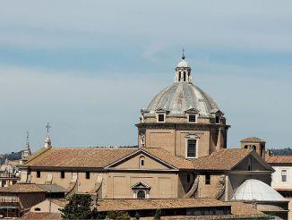 Церковь Иль-Джезу, Рим