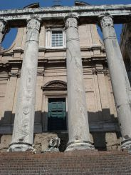 Temple of Antoninus and Faustina, Rome