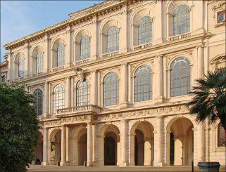 Национальная галерея старинного искусства, Рим