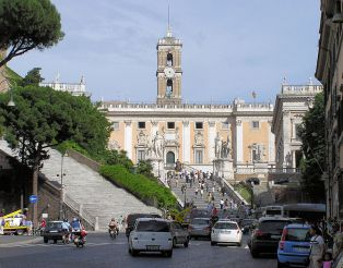 Капитолий, Рим