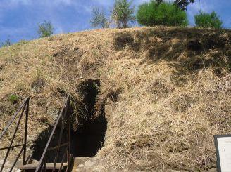 Etruscan Necropolises, Cerveteri