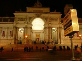 Выставочный дворец, Рим