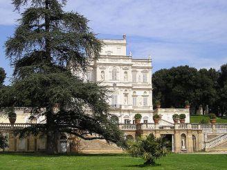 Вилла Дориа-Памфили, Рим