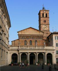 Базилика Санта-Мария-ин-Трастевере, Рим
