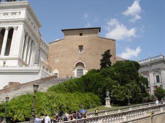 Церковь Санта-Мария-ин-Арачели, Рим