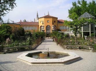 Ботанический сад, Падуя