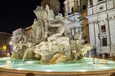 Пьяцца Навона, Рим