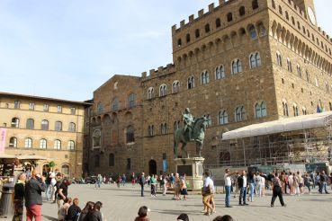 Палаццо Веккьо, Флоренция