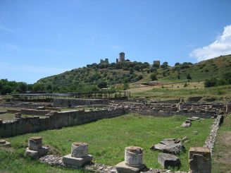 Ancient City Velia, Ascea
