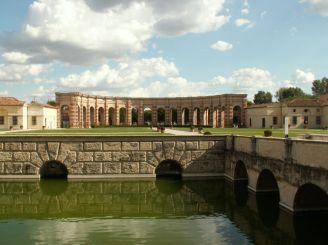 Палаццо дель Те, Мантуя