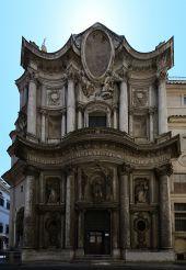 Сан-Карло алле Куатро Фонтане, Рим