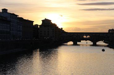 Коридор Вазари, Флоренция