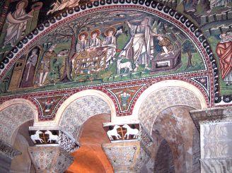 Базилика Сан-Витале, Равенна