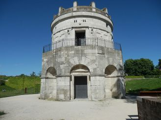 Mausoleum of Theoderic, Ravenna