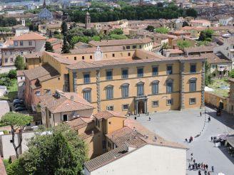 Дворец архиепископа, Пиза