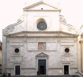 Церковь Святого Августина, Рим