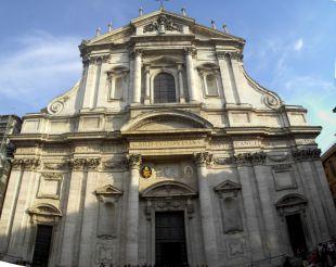 Церковь Сант-Иньяцио, Рим