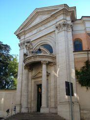 Церковь Сант-Андреа-аль-Квиринале, Рим