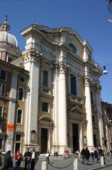 Базилика Сан-Карло-аль-Корсо, Рим