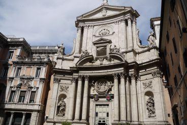 Церковь Сан-Марчелло-аль-Корсо, Рим