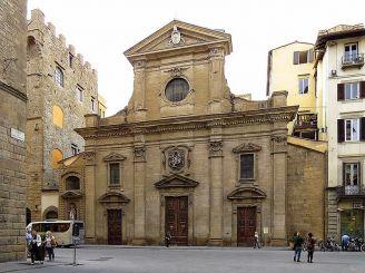 Церковь Санта-Тринита, Флоренция