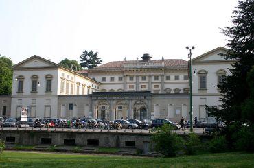 Вилла Реале, Милан