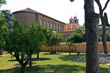 Церковь Санта-Сабина, Рим