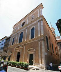 Церковь Санта-Мария-дель-Анима, Рим