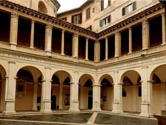 Церковь Санта-Мария-делла-Паче, Рим