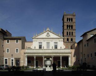 Basilica Santa Cecilia in Trastevere, Rome