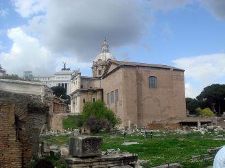 Базилика Эмилия, Рим