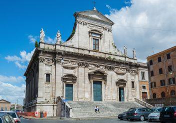 Санта-Мария делла Консолационе, Рим