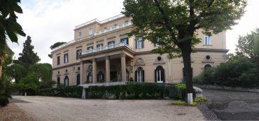 Вилла Волконской, Рим