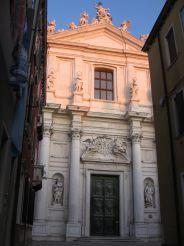 Церковь Джезуити, Венеция