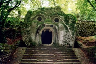 Park of the Monsters, Bomarzo
