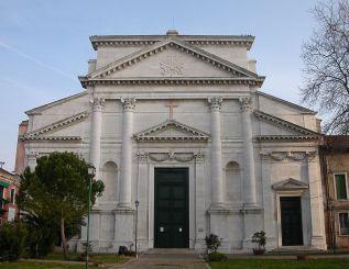 Церковь Сан-Пьетро-ди-Кастелло, Венеция