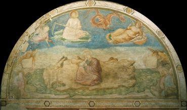 Часовня Перуцци, Флоренция