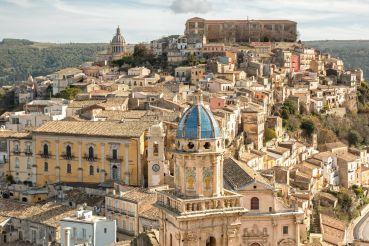 Валь-ди-Ното, Сицилия